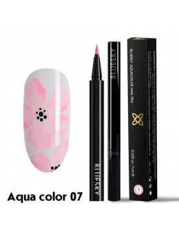 Акварельна ручка Bluesky 07 Рожевий
