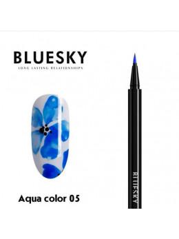 Акварельна ручка Bluesky 05 Голубий