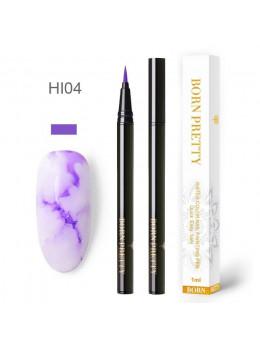 Акварельна ручка для нігтів BORN PRETTY HI04