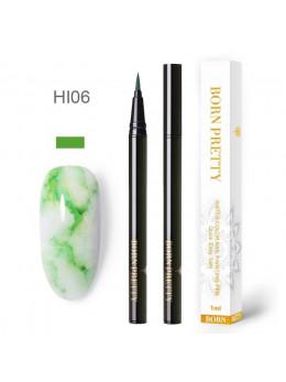 Акварельна ручка для нігтів BORN PRETTY HI06