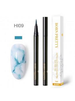 Акварельна ручка для нігтів BORN PRETTY HI09