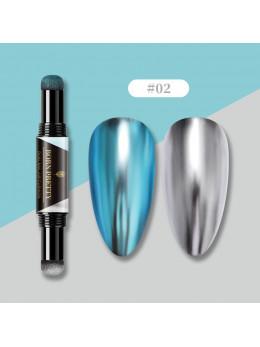 Втирка, пудра олівець Born Pretty Cushion Powder pen 002 (два кольори)