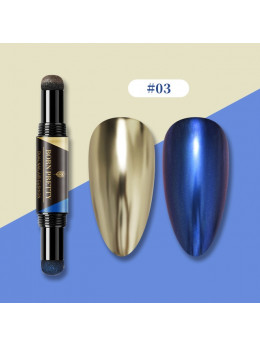 Втирка, пудра олівець Born Pretty Cushion Powder pen 003 (два кольори)