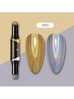 Втирка, пудра олівець Born Pretty Cushion Powder pen 005 (два кольори)