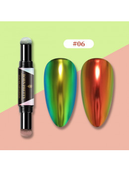 Втирка, пудра олівець Born Pretty Cushion Powder pen 006 (два кольори)