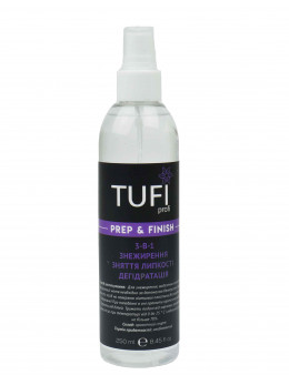 Tufi Profi Prep&Finish (Клінсер), 250 мл
