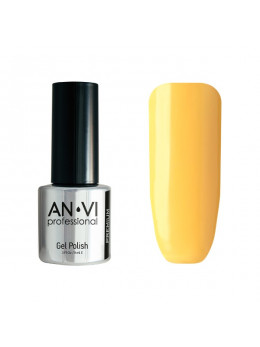 Гель-лак для нігтів ANVI Professional  №054 Acid Sunshine 9 мл