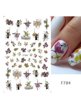 Слайдери для нігтів GLF-784