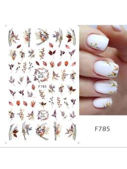 Слайдери для нігтів GLF-785