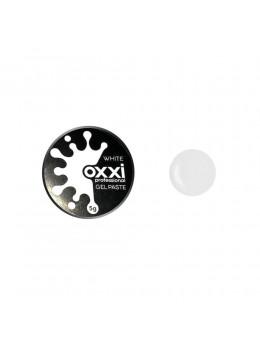 Гель паста білий 5 мл Oxxi